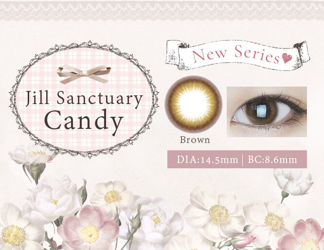 Jill Sanctuary Candy