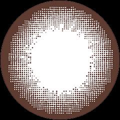 クチュール 度あり ブラウンの拡大画像です。