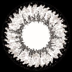 ロデオ 度なしでグレーのPINKYDEVILの拡大画像です。